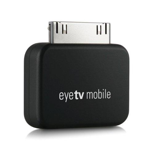 Elgato EyeTV Mobile TV-Tuner für den Dock-Anschluss (iPad & iPhone 4S) schwarz