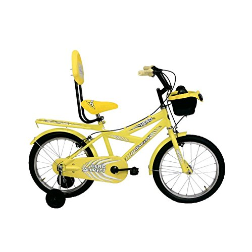 Hero Cycles Kid Zone Swirl Bicycle