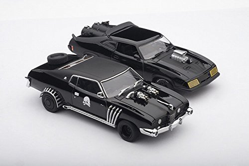 AUTOart Mad Max 2 The Road Warrior Interceptor amp; Enemy Car 1:43 Scale Die-Cast Twin Set