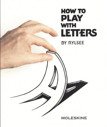 How to Play with Letters por Moleskine