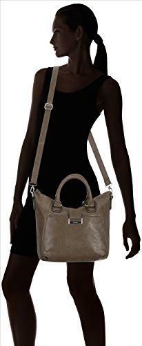 Gerry Weber - Be Different Handbag, Borsa A Tracolla da donna Marrone (taupe)