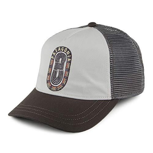 Patagonia W's Paper Peaks Badge Layback Trucker Hat