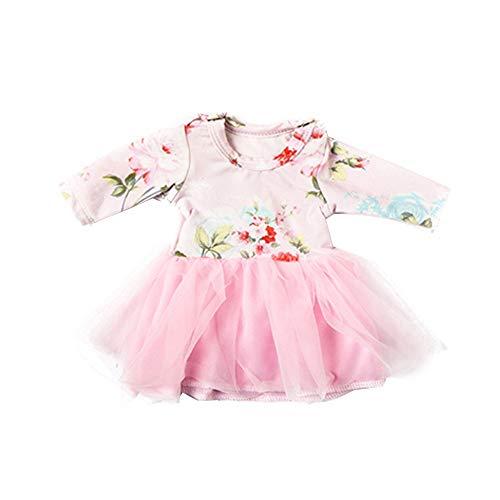 Amerikanisches Mädchen Puppe Haarspange Zubehör, Malloom Schönes Garn Kleid für 18 Zoll für American Girl Puppe Zubehör Mädchen Spielzeug (18-zoll-american Mädchen Puppe)
