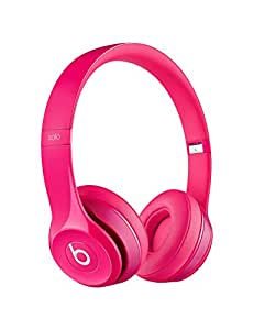 Beats by Dr. Dre Solo2 On-Ear Headphones - Pink
