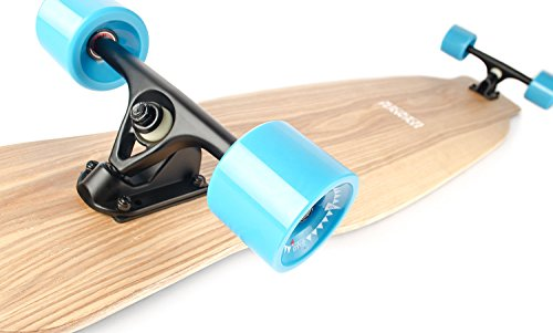 JUCKER HAWAII Longboard Dancer KOA 116 cm / Flex 1 -
