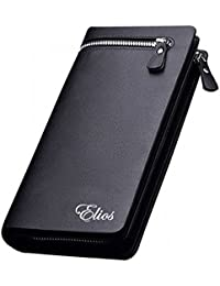 Elios Unisex Zipper Wallet