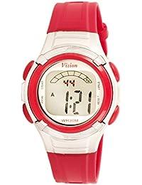 Vizion Digital Multi-Color Dial Children's Watch -8523-1