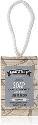 Technic Man'Stuff Soap on a Rope Bath and Body Sets