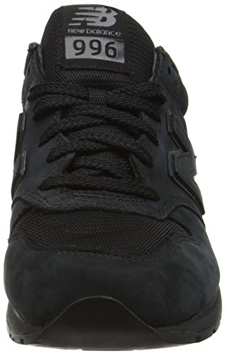 New Balance Herren Mrl996v2 Low-Top Schwarz (Black)