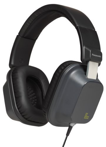 Panasonic RP-HXD7WE Black supraaural head-band Headphone – Headphones (supraaural, head-band, 20 – 20000 Hz, 1000 mW, 106 dB, 35 Ohm)