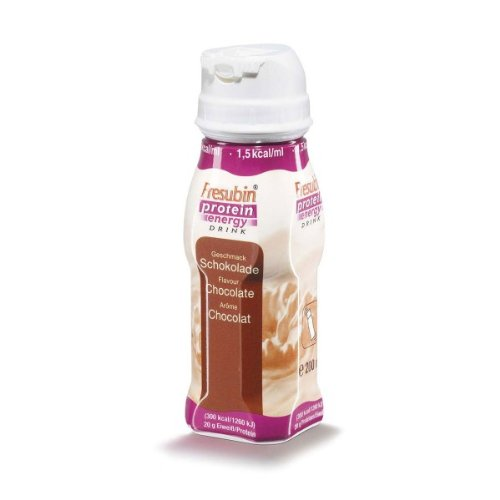 Fresubin PROTEIN Energy Drink Schokolade, 6X4X200 ml