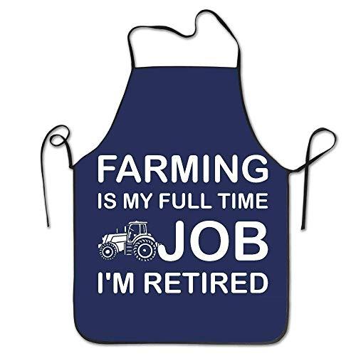 DDOBY Arte Agricultura es mi Trabajo Tiempo Completo