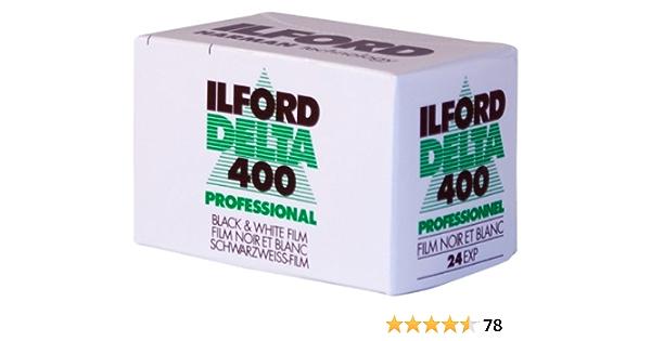 Ilford Delta 400 135 24 Schwarz Weiß Negativ Filme Kamera