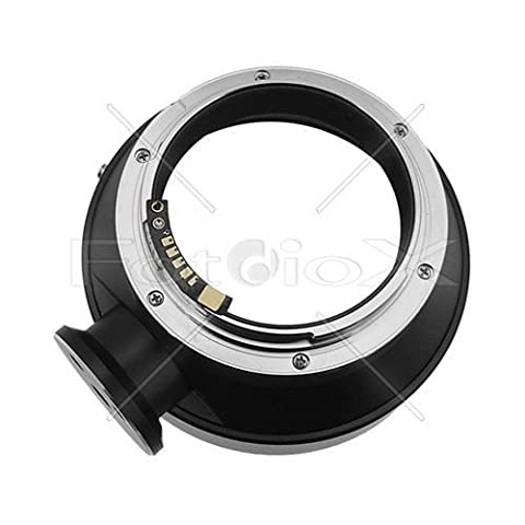 Fotodiox Pro Adapter, Hasselblad V Lens to Canon EOS Camera Mount Adapter with Dandelion AF Focus Confirmation Chip -- for Canon EOS 1d,1ds,Mark II, III, IV, 5D, Mark II, 7D, 10D, 20D, 30D, 40D, 50D, 60D, Digital Rebel xt, xti, xs, xsi, t1i, t2i, 300