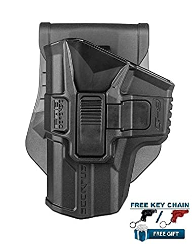 G-9R By Fab Defense Glock 9 Level 2 Retention Holster