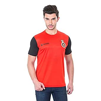 Royal Challengers Bangalore (RCB) Solid Men's Jersey - IPL17
