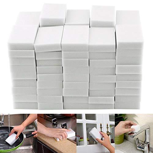 GUIGSI Herramienta de limpieza multifunción para la limpieza de la cocina doméstica con borrador de esponja Esponjas