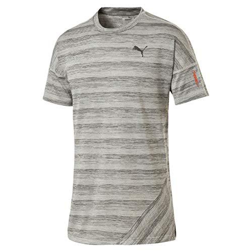 Tee Puma Ss ShirtLight Gray HeatherM Pace T Herren DYbH9IWE2e