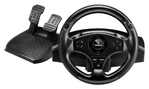 THRUSTMASTER Volante T80 RW Driveclub PS4 - Limited Edition