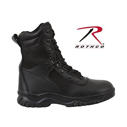 Rothco - Botas para hombre Negro negro Talla:9 UK