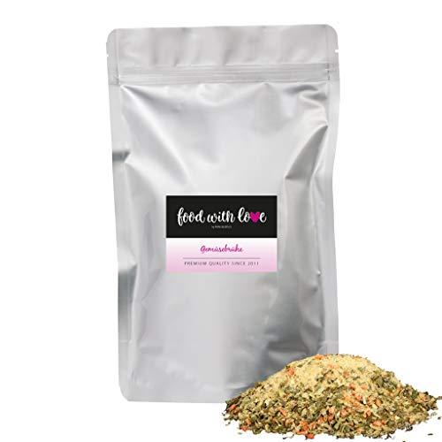Azafran BIO Gemüsebrühe Brühe ohne Hefe, Glutamate, Fett - Salzarm 500g / 22L