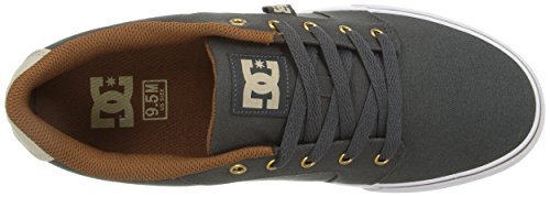 DC ANVIL TX D0320040, Sneaker uomo Charcoal