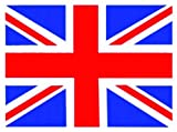 gewebte Toppa/Patch - U.K. Flag/Bandiera - Union Jack