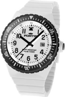 Fortis Colors C02.705.10.185.2 Mens Wristwatch Exchangable Strap