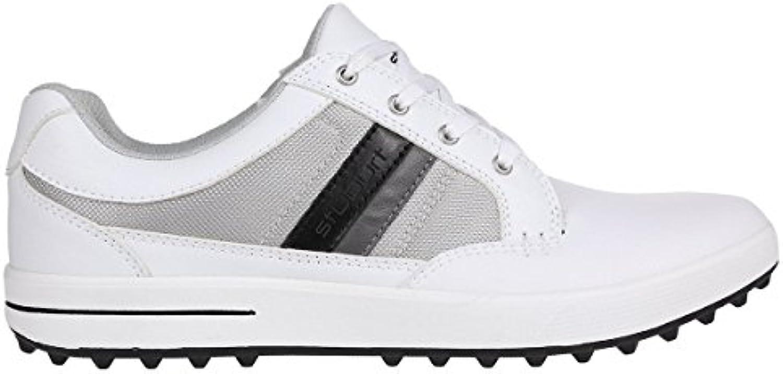 Stuburt Urban Fashion Spikeless Urban Spikeless 2018 Golf Schuhe (Verschiedene Farben und Größen)  Herren  weissszlig