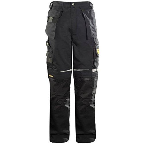 dblade pantaloni da lavoro multi Pocket, 1pezzi, XXL, colore nero, w270003800112