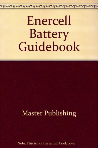 Enercell Battery Guidebook