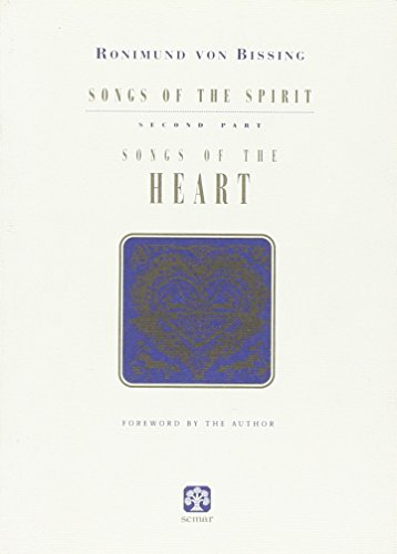Songs of the heart: Songs of the Heart Pt. 2 (Visioni) por Ronimund von Bissing