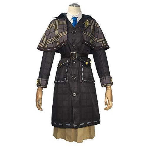 WSJYP Fünfte Persönlichkeit Cos Kleidung Gärtner Wahrheit Dame Cos Volle Anzug Cosplay Kostüm (Weibliche Polizei Kostüm)