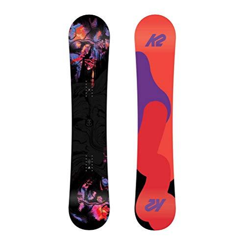 K2 Damen First LITE Snowboard, Mehrfarbig, 154 cm