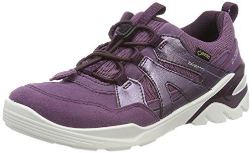 ECCO Mädchen Biom Vojage Sneaker, Violett (Grapegrape), 31 EU