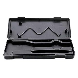 Saniswink Travel Storage Bag Gift Plastic Storage Case Box for 0-150mm Electronic Digital Vernier Caliper Tool