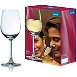 Ocean Madison White Wine Glass Set, 350ml, Set Of 2