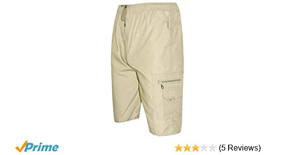 Boys Plain Buckle Pocket Combat Cargo Summer Fashion Shorts 3 to 12 Years