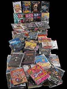 Lot de 100 jeux et logiciels PC - Spécial Revendeurs