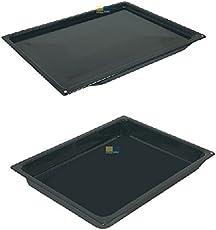 Original SET 2x Backblech Gorenje 274662 und 274663 458 x 364 cm