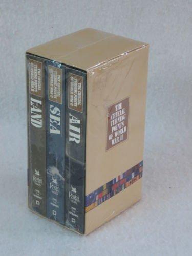 Preisvergleich Produktbild Crucial Turning Points of Worl [VHS]