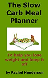 The Slow Carb Meal Planner
