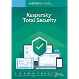 KASPERSKY TOTAL SECURITY 2021 - 1 USERS - AUTHENTIC MIDDLE EAST VERSION - (ONLY ACTIVATİON KEY )