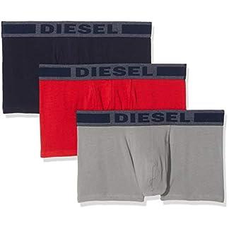 Diesel UMBX-shawnthreepack, Bóxer para Hombre (Pack de 3)