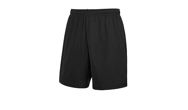 Fruit Of The Loom Men/'s Performance Shorts Footbal Gym Jogging Running Sports