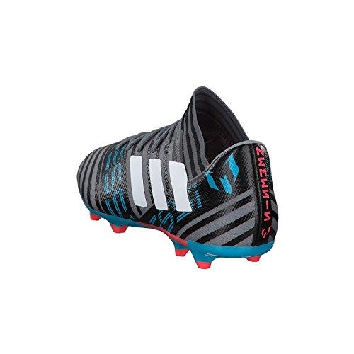 Adidas Mens Nemeziz Messi 17.3 Fg Scarpe Da Calcio Grigio / Ftww / Cblack