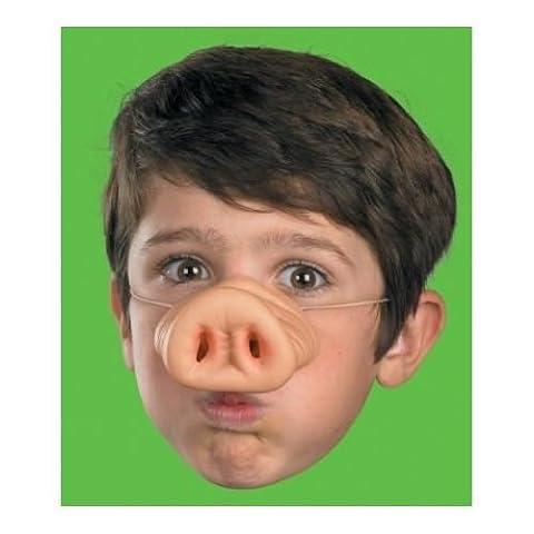 Pig Nose Costume Accessory (Pig Nose Kostüm)