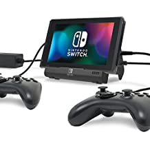 Hori - PlayStand Multipuerto USB (Nintendo Switch)