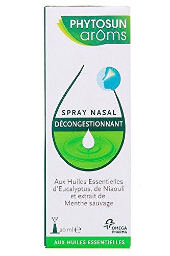 Phytosun Arôms Respiration Spray Nasal 20 ml
