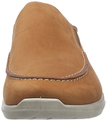 Ecco Calgary, Chaussures Multisport Outdoor Homme Marron (cognac02053)